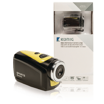 Action camera Full HD KONIG CSAC100